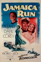 Jamaica Run 1953 DVD - Ray Milland / Arlene Dahl